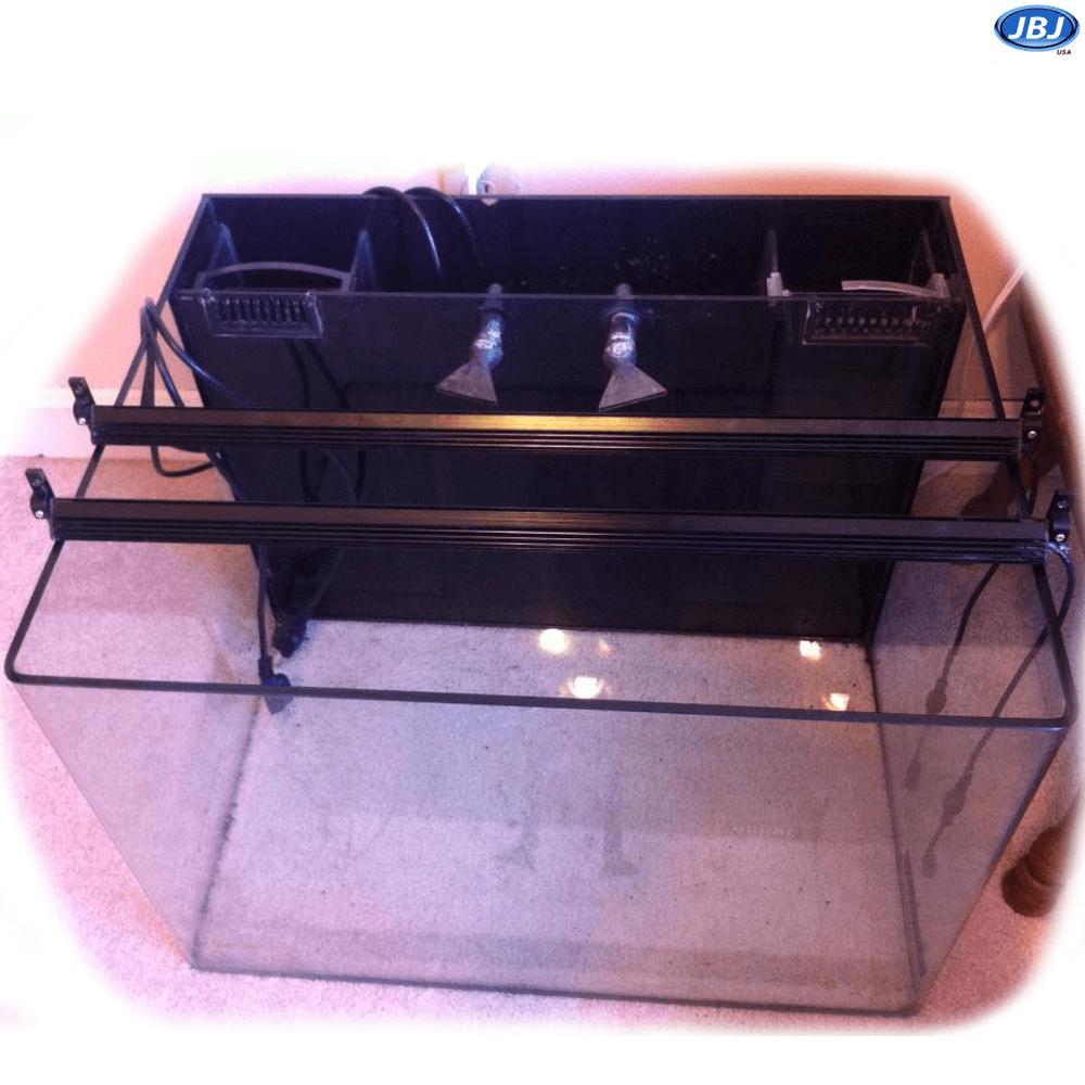 Jbj 45 Gallon Nano Cube Rimless Biotope Aquarium W Cabinet Sale 619 97 Aquarium Biotope Aquarium Cabinets For Sale