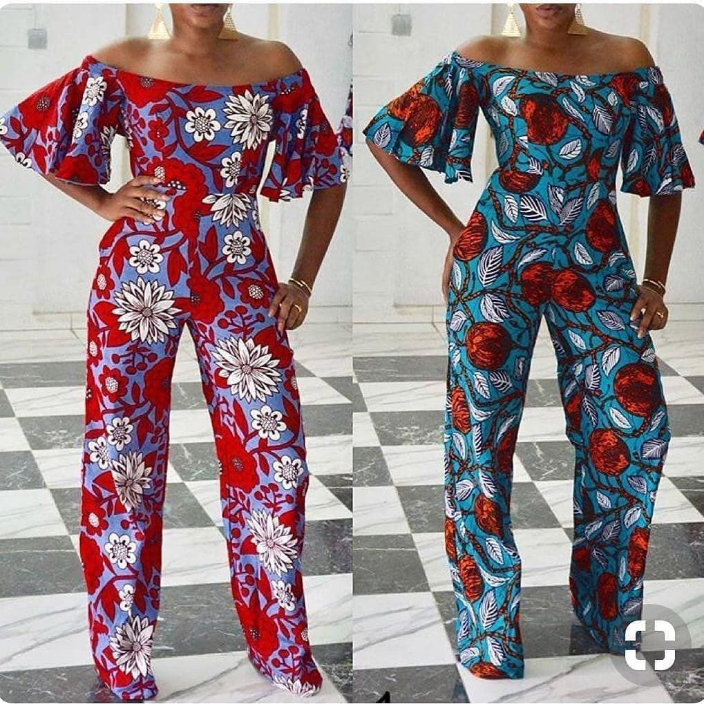 Live Your Life With Purpose Focus On Your Blessings Not Your Misfortunes Focus Your Strengths N African Print Jumpsuit African Fashion Jumpsuit Fashion