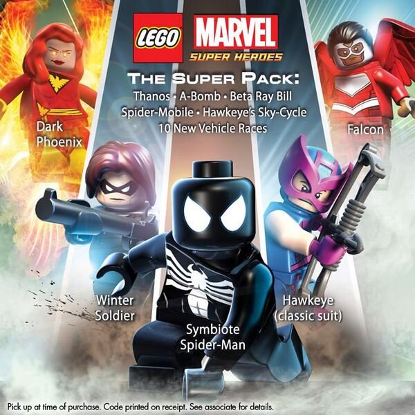 Download LEGO MARVEL SUPER HEROES: UNIVERSE IN PERIL Ps Vita For ...