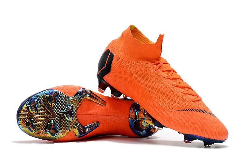 volumen Evaporar Frontera  2018 World Cup Nike Mercurial Superfly 6 Orange Black | 축구화