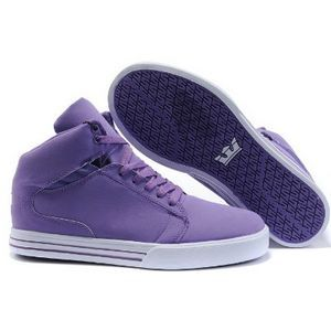 I just like this Supra TK Society Mid Mens Shoes In Purple White half off