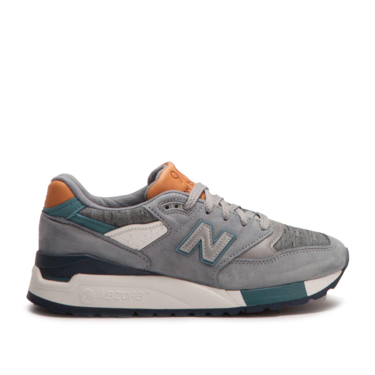 "37eea645ec9 New Balance W 998 DTV ""Made in USA"" (Stahlgrau) #lpu #sneaker ..."
