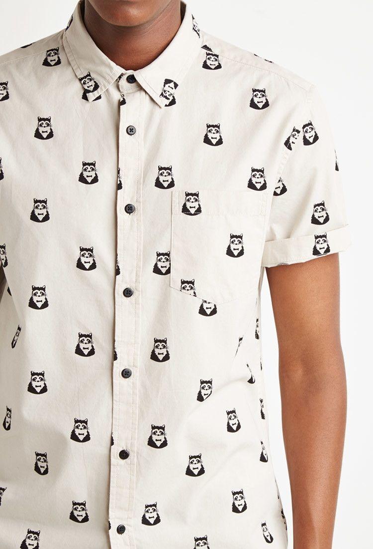 I need all the raccoon shirts.