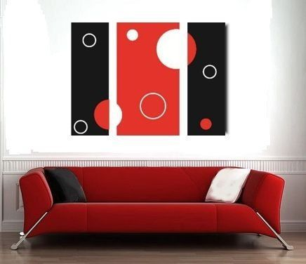 Resultado de imagen para cuadros modernos blanco y negro | Design ...