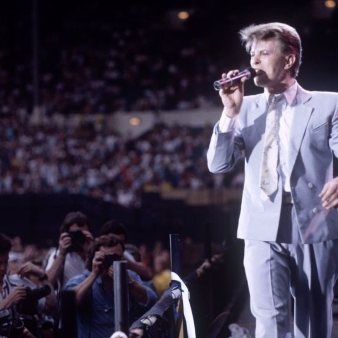 David Bowie played Vancouver three times at height of his fame |David Bowie 1985