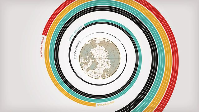 The Infographic History of the World on Vimeo
