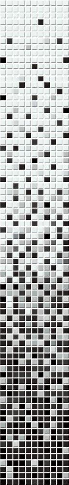 mosaique de verre avec dégradé de couleur VITA noir 39,00 \u20ac