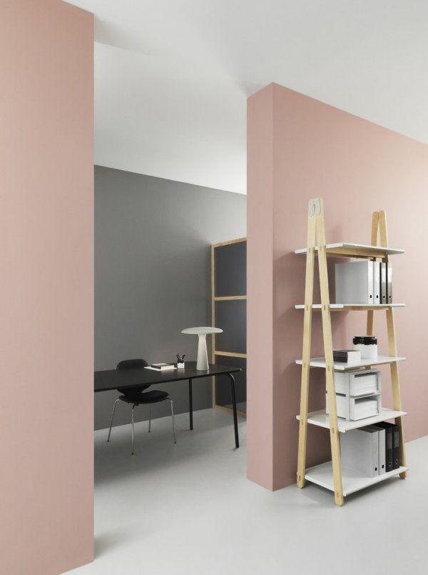 Beautiful Couleur Vieux Rose Chambre Photos - Design Trends 2017 ...