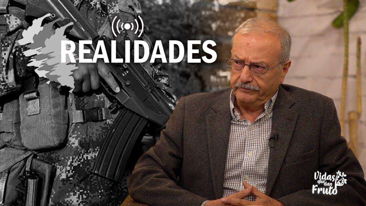 Conflicto Armado En Colombia Vidas Que Dan Fruto Padre