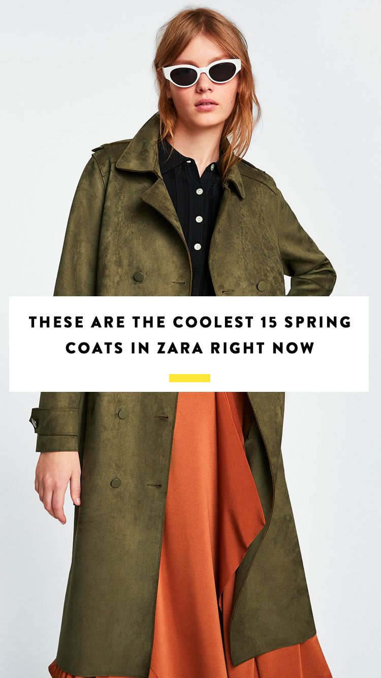 Zara Has Just Dropped a New WinterCoat Edit, and These Are the Pieces We Want is part of Zara Home Accessories Street Styles - Zara's best coats have finally landed and they were worth the wait  Want in  Here's our edit of the best Zara coats to shop first before they sell out