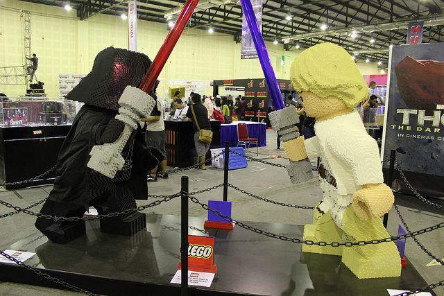 Resize of IMG_5472 | Luke skywalker, Darth vader and Lego