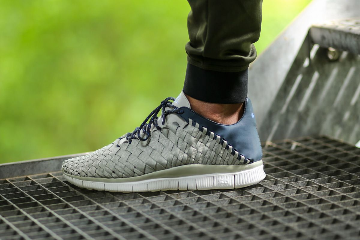 Check Out An On Feet Look At The Nike Free Inneva Woven Light Stone