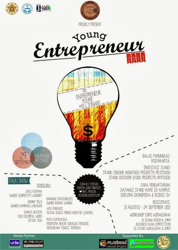 Talkshow Young Entrepreneur 2013 http://bit.ly/16y5HoO