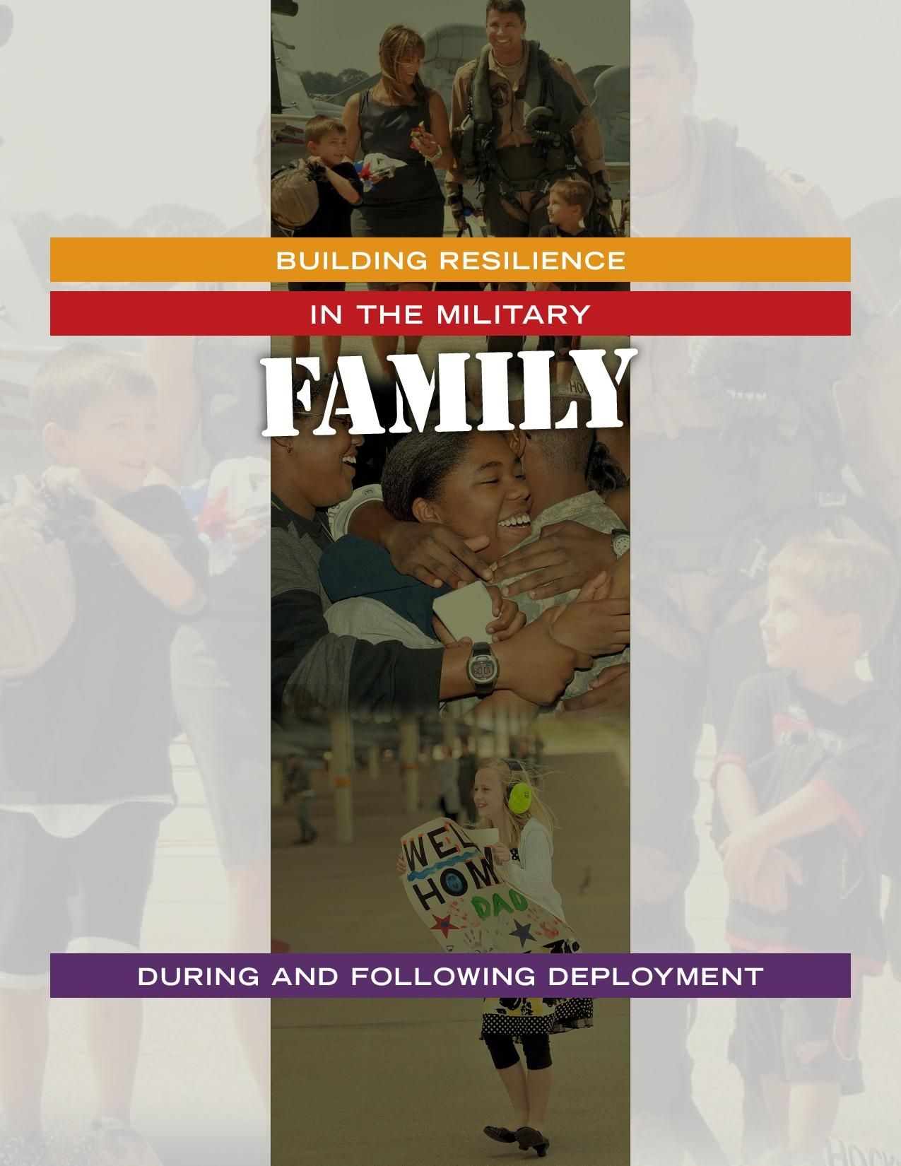 Learn How To Build Military Family Resilience During And
