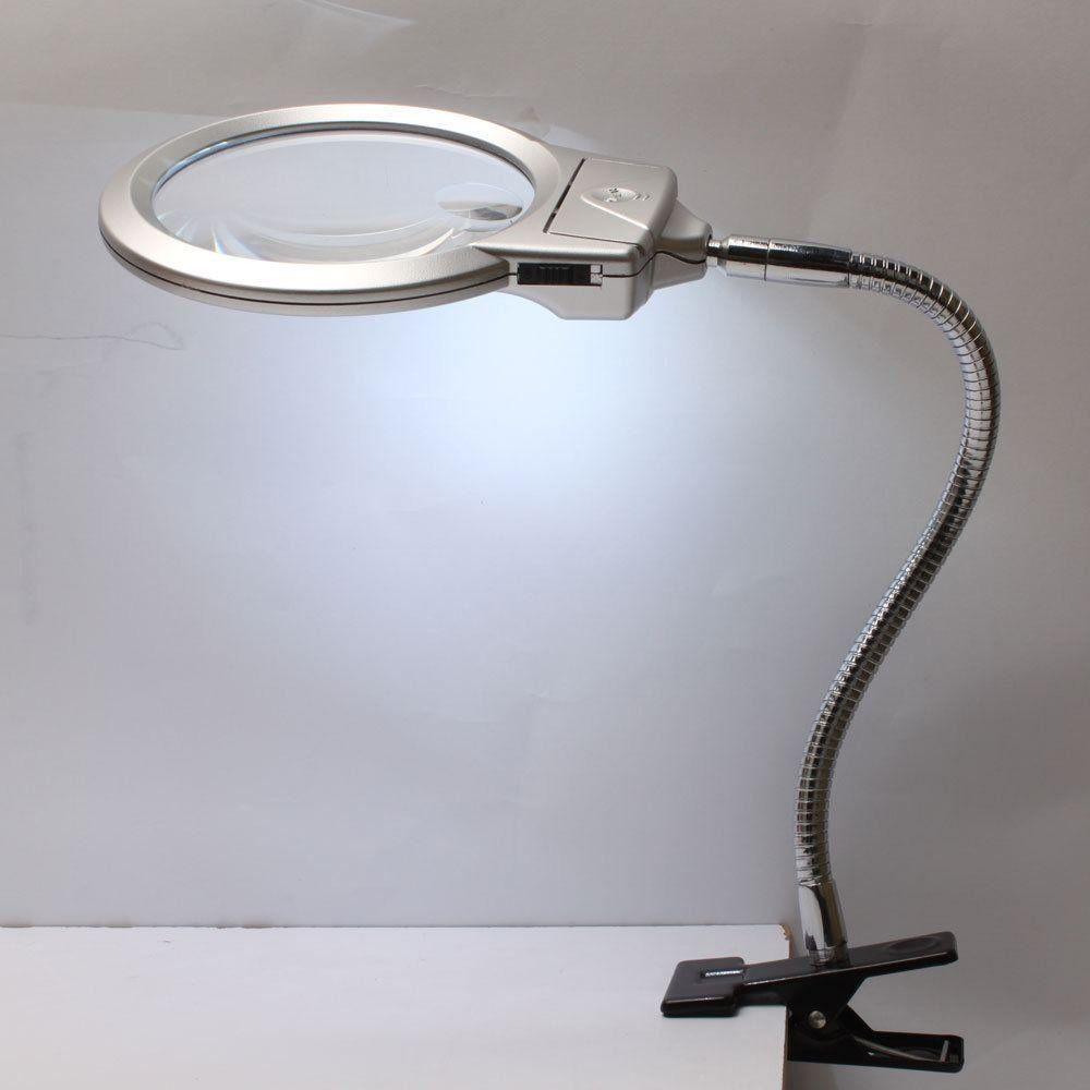 Robot Check Desk Lamp Lamp Magnifying Desk Lamp