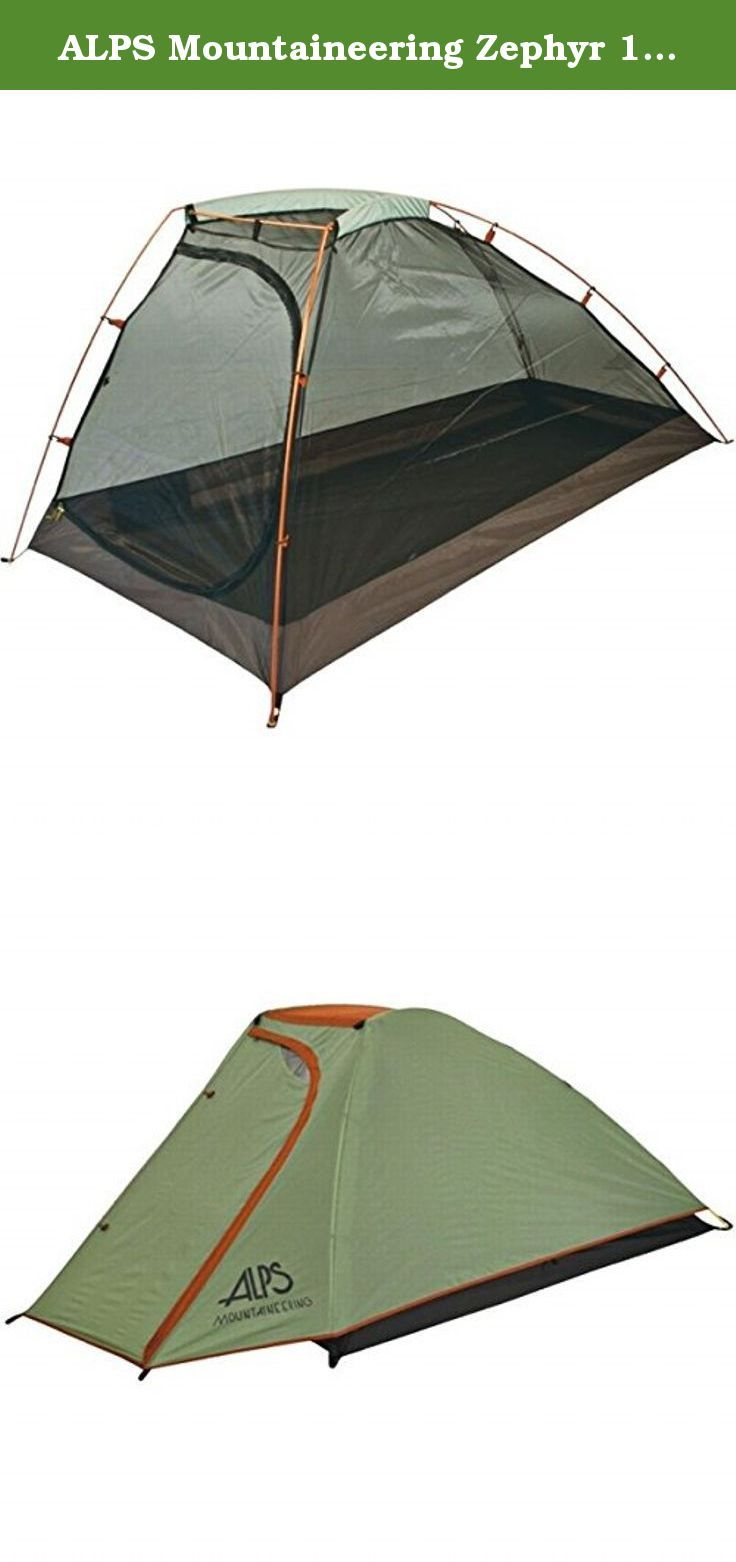 ALPS Mountaineering Zephyr 1 Backpacking Tent. ALPS Mountaineering Zephyr Lightweight 1 - Person Tent... weighs under 4 lbs.! Donu0027t let your tent weigh you ...  sc 1 st  Pinterest & ALPS Mountaineering Zephyr 1 Backpacking Tent. ALPS Mountaineering ...