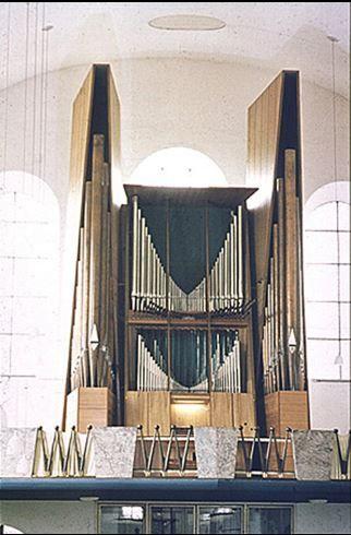 Bonn/Beuel-Pützchen/Bechlinghoven, St. Adelheidis – Organ index, die freie Orgeldatenbank