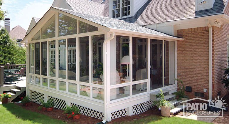 New Vinyl Sunroom Kits