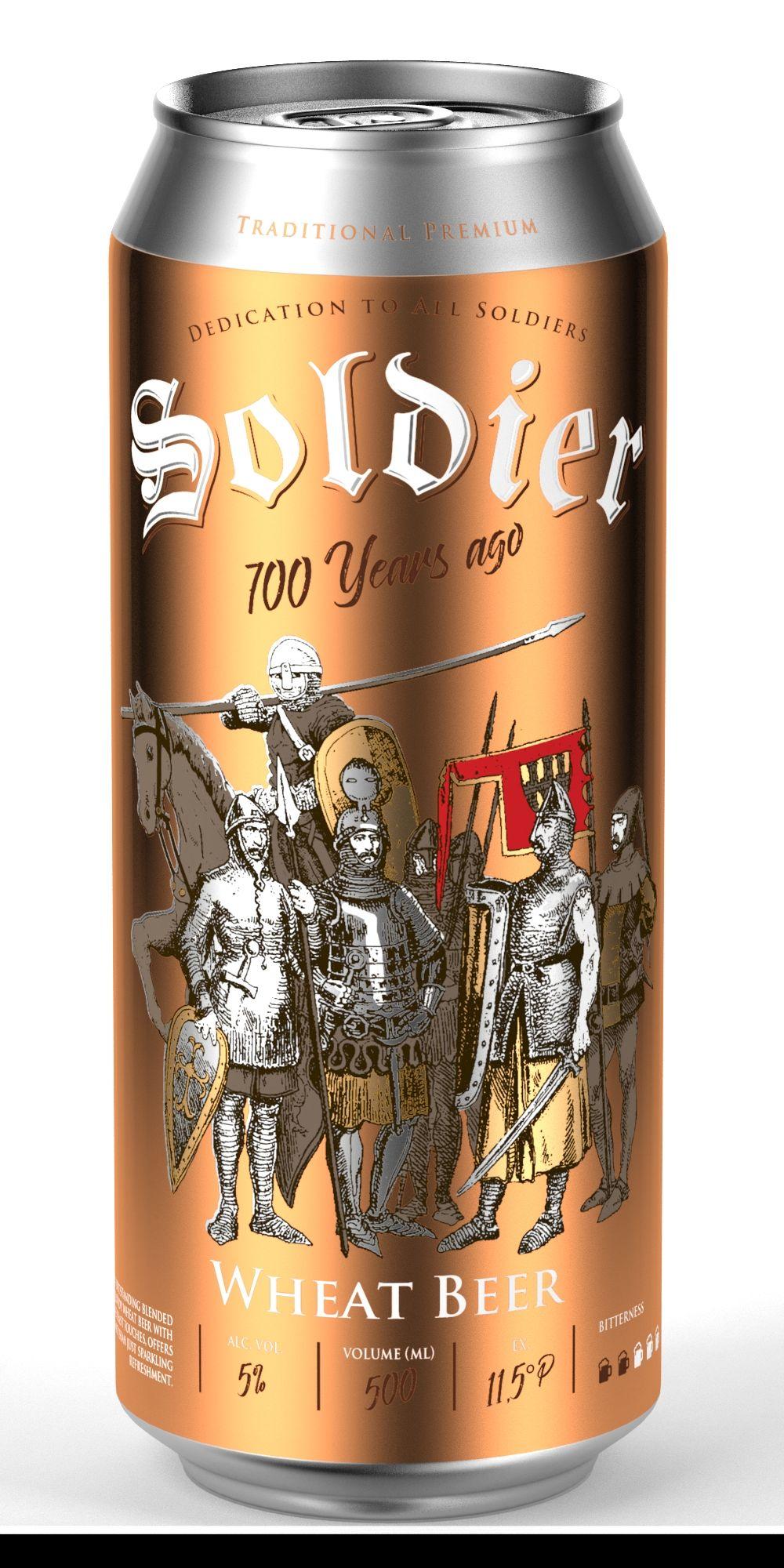 Kaya Blenders Launches Low Calorie Beer Soldiers Wheat Beer Low Calorie Beer Wheat Beer Beer