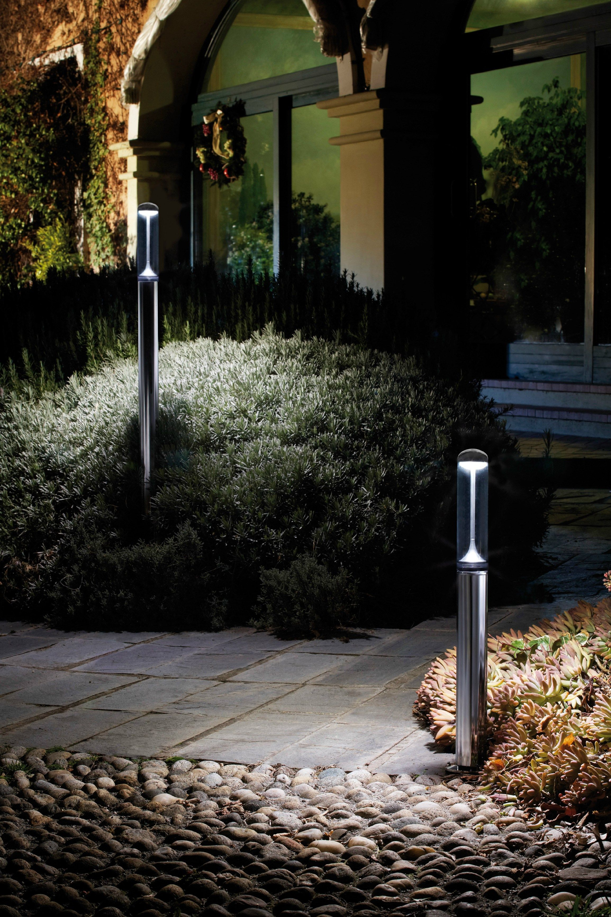 Led Bollard Light I Mago By Goccia