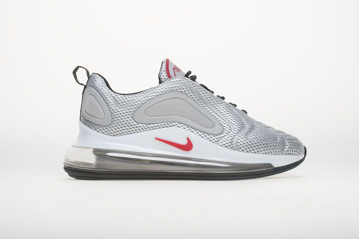 Nike Air Max 720 AO2924-008 Silver Grey Shoes3  a14bf2d2b
