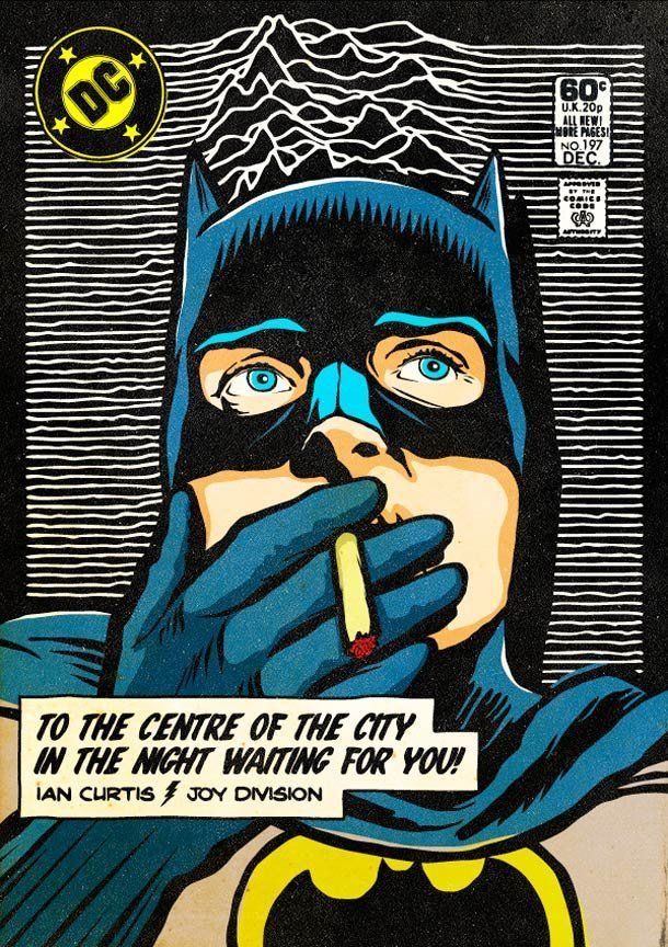 Post Punk Superheroes butcher billy 9