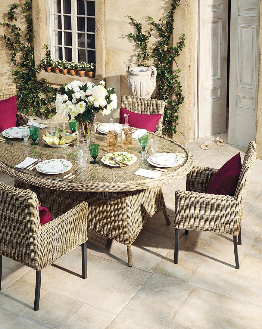 Outdoor Living Launch - OKA | Mediterranean Decor | Pinterest ...