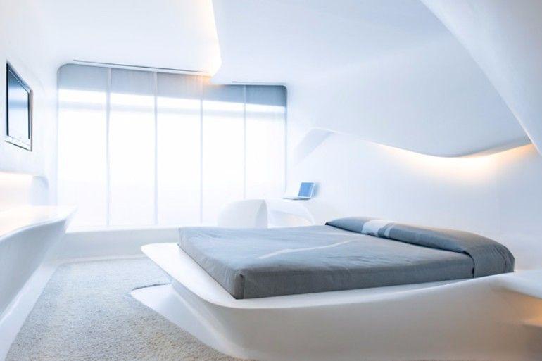 luxury inspiration design a bedroom. Room Modern Bedroom Inspirations by Zaha Hadid  hadid interior