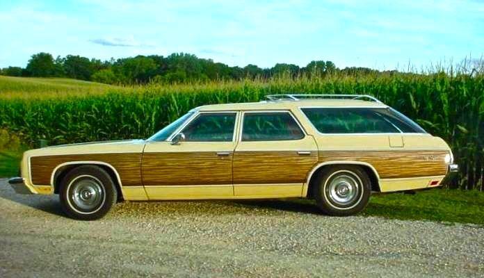 1973 Chevrolet Caprice Estate Station Wagon Chevrolet Caprice Station Wagon Chevrolet