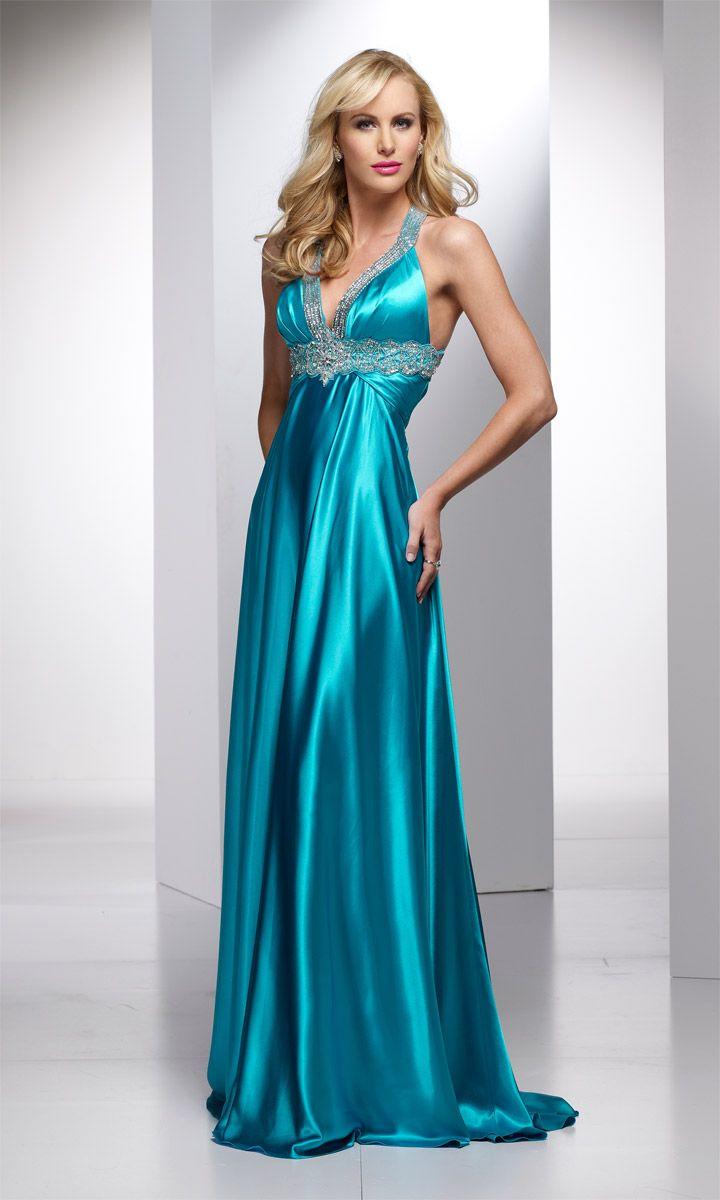 Satin Evening Dresses | dales.tk