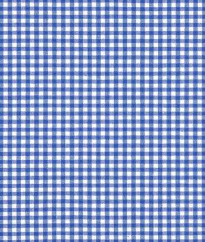 Online Fabric Store Royal Blue Carolina Small Gingham Sfondi