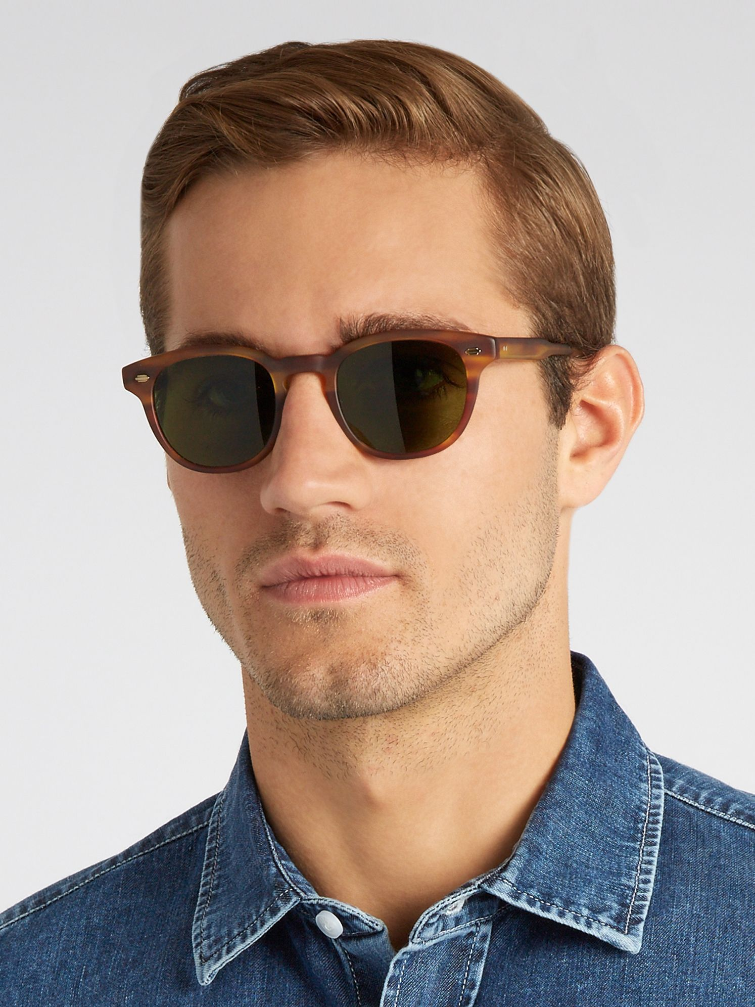 6cd143e0ec Warren square-frame sunglasses