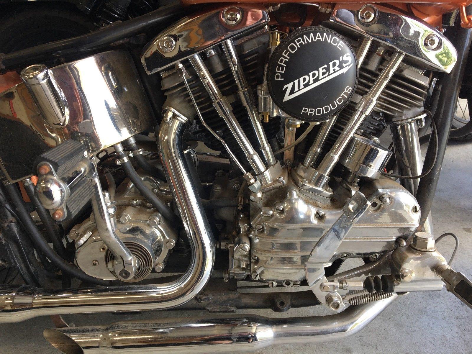 Ebay  1947 Harley