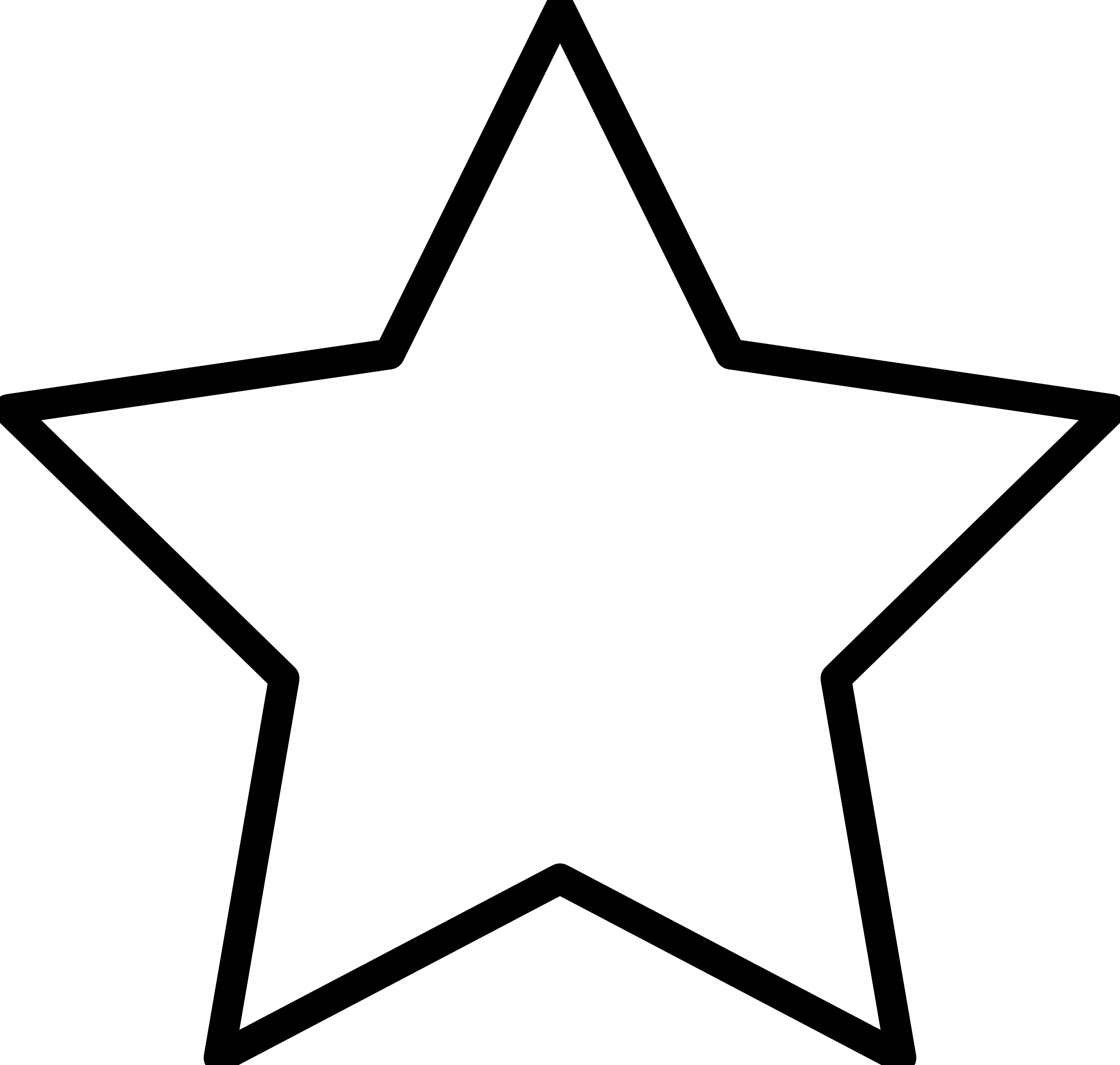 star silhouette outline clip art
