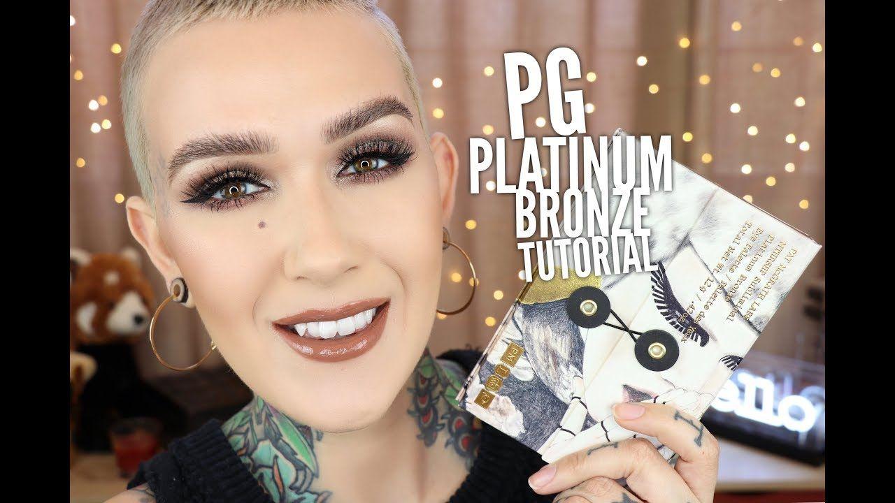 Photo of Pat McGrath Platinum Bronze Eye Tutorial