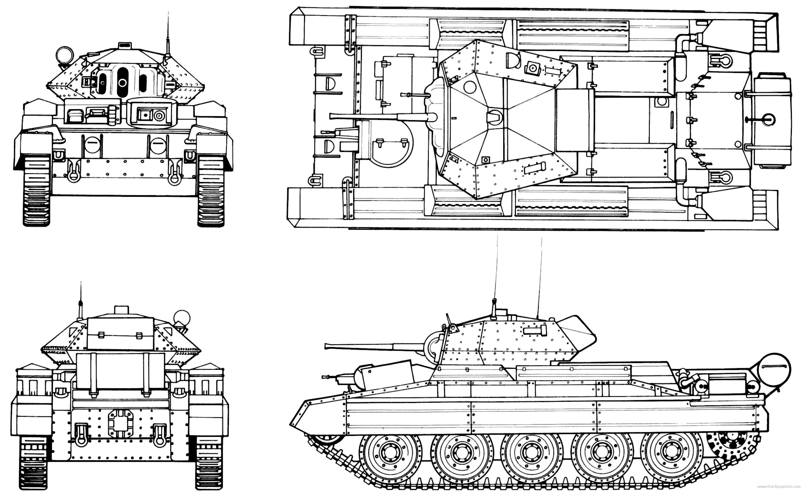 Cruiser Mk 5