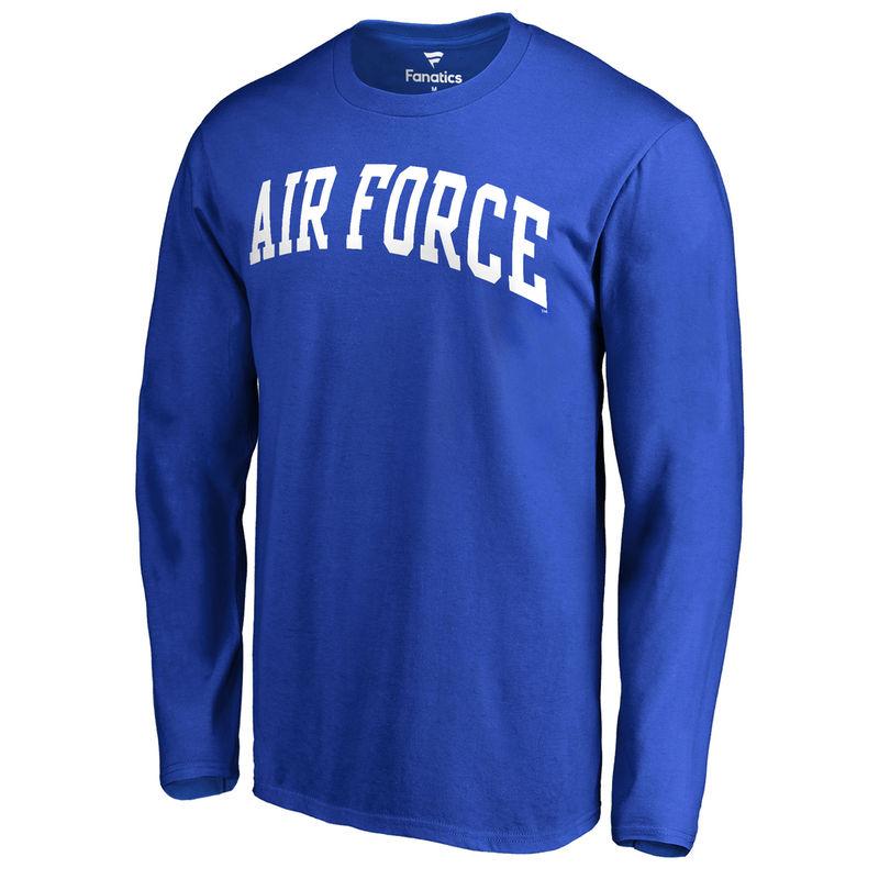 Men's Royal Air Force Falcons Primetime Long Sleeve T