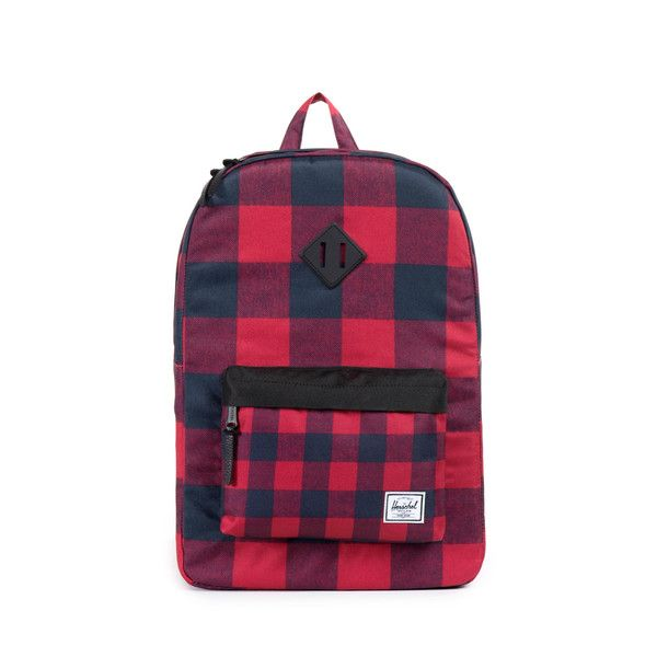 The Heritage Backpack was developed using our signature look and feel and  features an eco friendly · Herschel Supply ... 9cc4f4b225a08