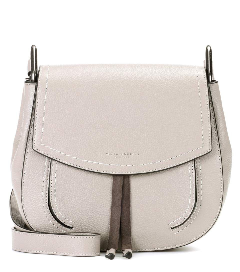 MARC JACOBS .  marcjacobs  bags  shoulder bags  leather     Marc ... d2bf9bbaec61