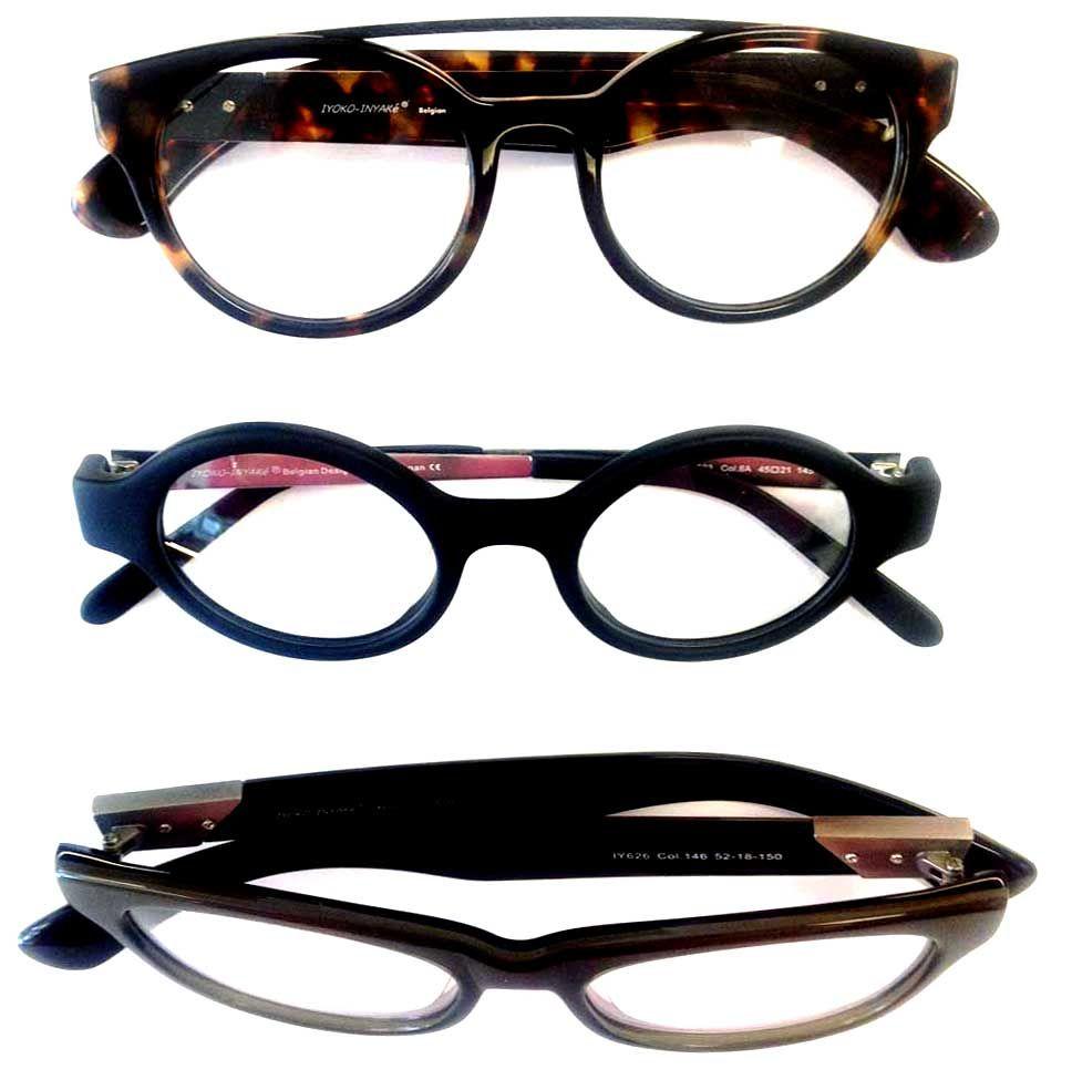A selection of Iyoko Inyake frames … #handmade #avantgarde #design ...