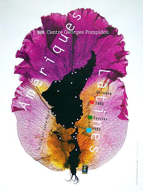 Amériques latines, Centre Georges Pompidou