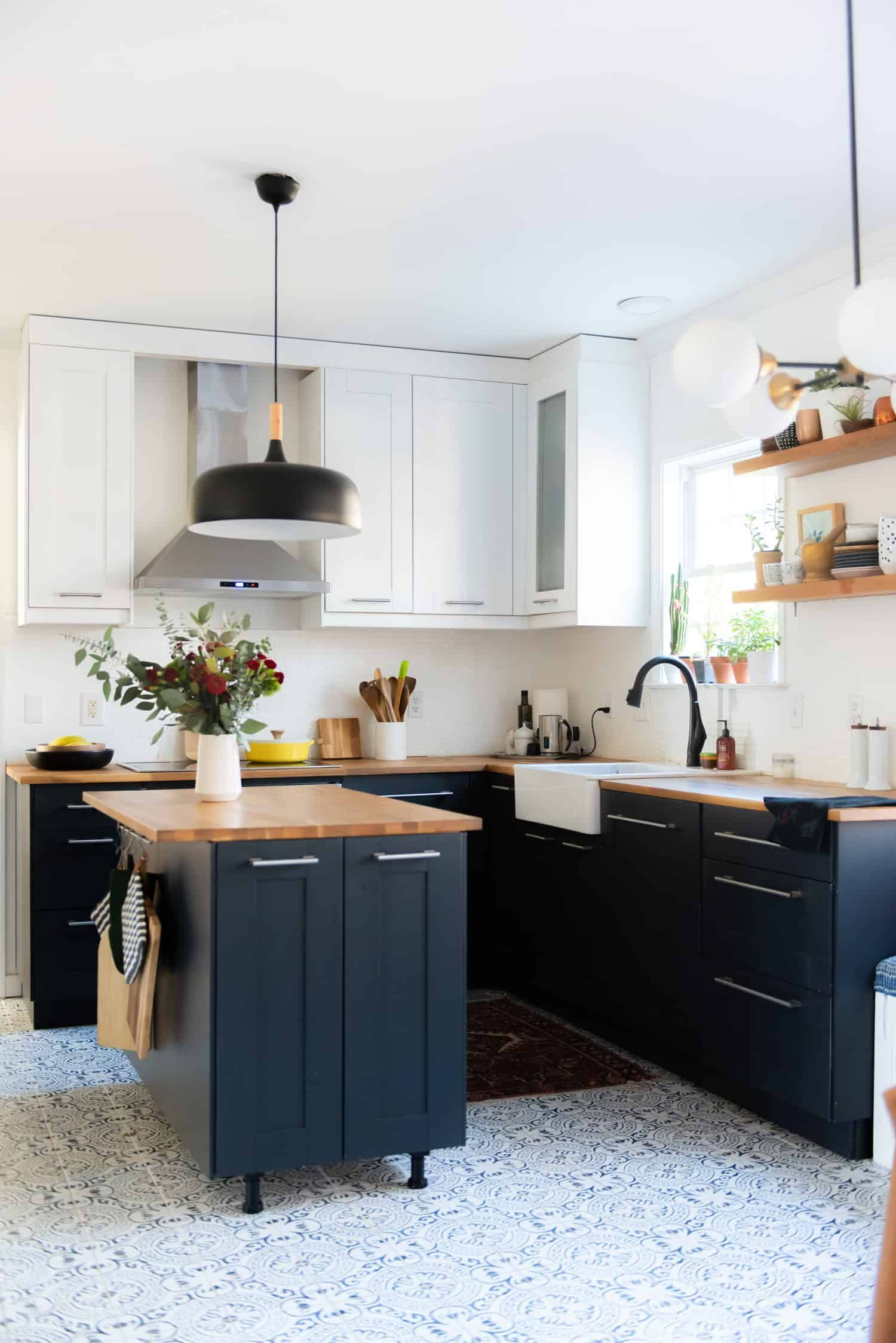Butcher Block Countertops are so much in trend and they