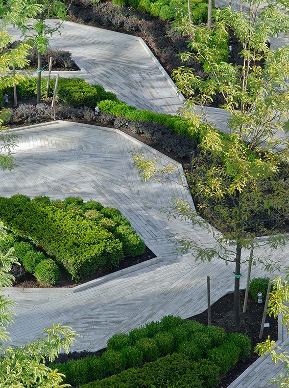 Four Seasons Hotel And Residences Landscape Pinterest