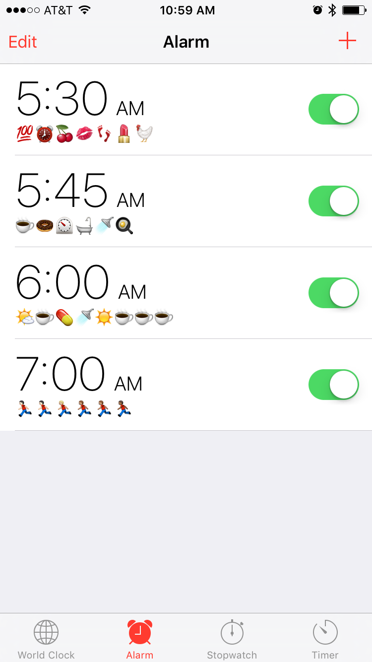 32 Ways To Actually Wake Yourself Up In The Morning