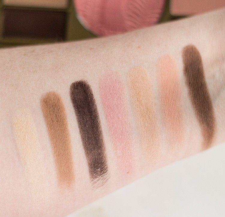 Tarte Poppy Picnic Palette Review and Swatches | Swatch, Picnics ...