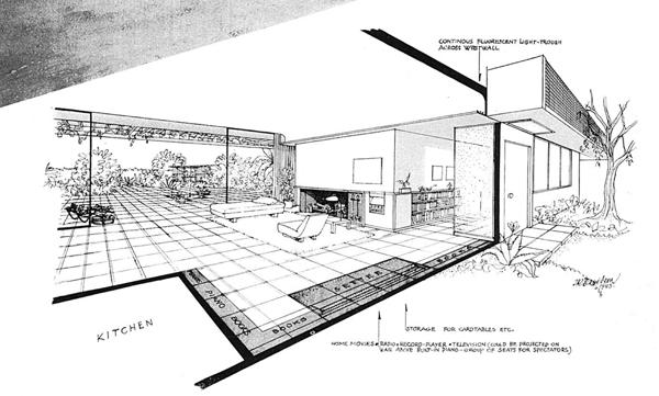 """CSH 1 Inspire Me Monday: The Elusive """"Unbuilt"""" Case Study Homes ..."""
