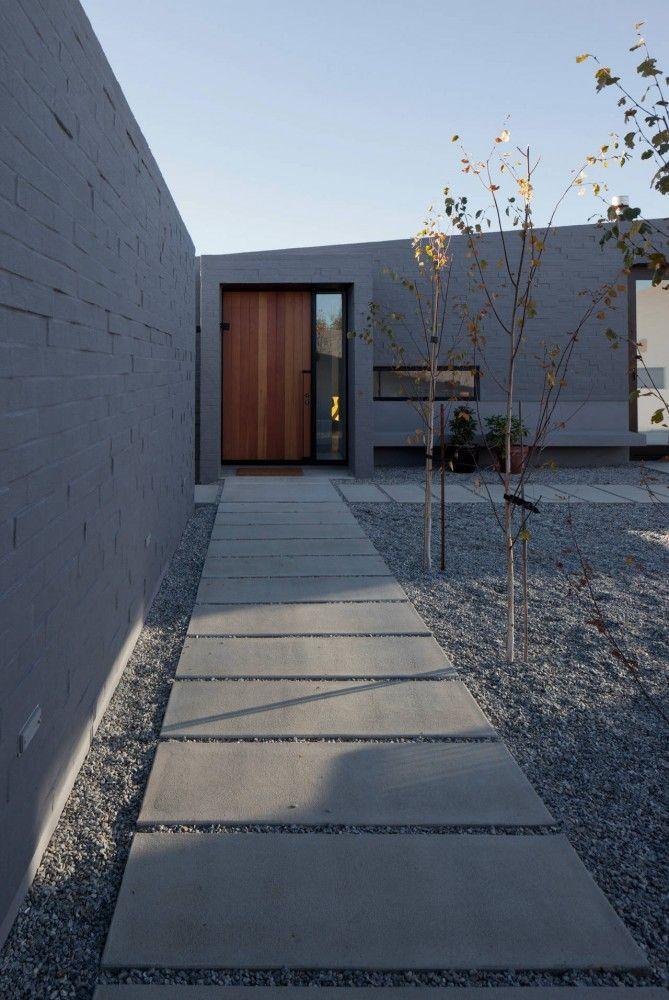 Lake Hawea Courtyard House Glamuzina Paterson Architects
