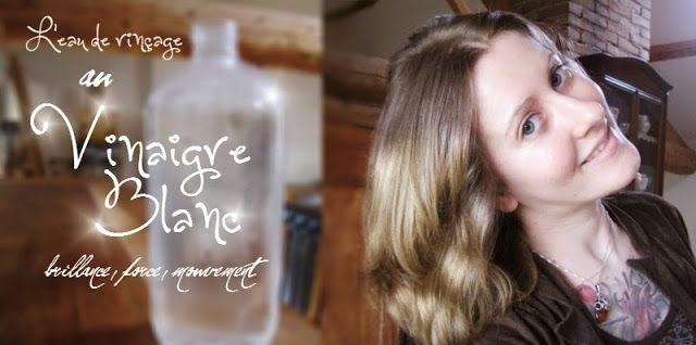 Vinaigre blanc fait pousser cheveux