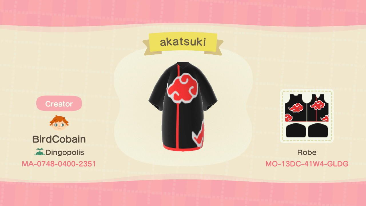 Pin on Animal Crossing Clothes