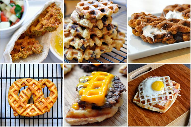 waffles for waffles